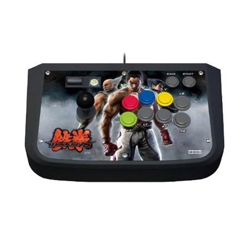- Hori Tekken 6 Real Arcade Pro EX Fighting Stick for XBox 360 [XBOX 360]