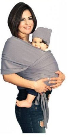 Yogabellies Baby Sling Wrap Uk Made Safety Certified Super Soft