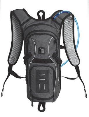 Ful Multi-Sport Hydration Cargo Pack – Dark Grey, Outdoor Stuffs