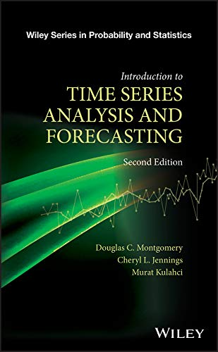 (Introduction to Time Series Analysis and Forecasting (Wiley Series in Probability and Statistics))