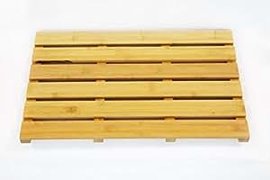 Multifunción bambú alfombra de baño moda baño bambú muebles multifunción fractical Home muebles Log Cabin Spa