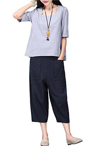 Old Navy Linen Pants - 8