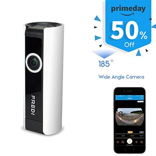 Fredi Security Camera System Fredi 4ch Security Camera