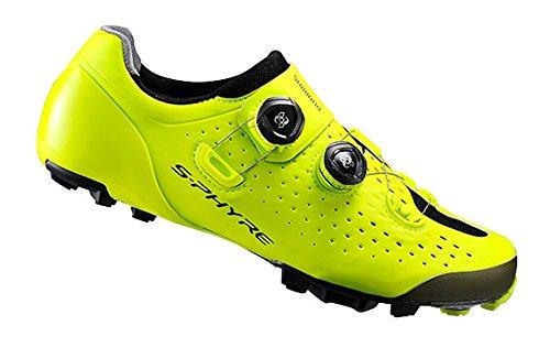 Shimano shxc9oc450syz0–Scarpe da ciclismo, 45, Giallo, Unisex