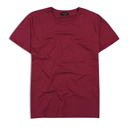Dark Red Shirt: Amazon.com