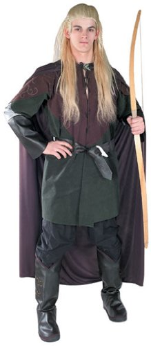 [Lord of the Rings - Legolas - Adult Costume] (Legolas Wig)