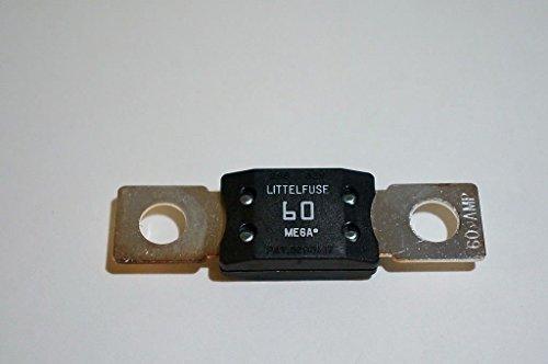 EZGO GOLF CART 60A 60 AMP 32V 32 VOLT LITTELFUSE MEGA FUSE NEW