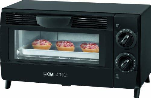Clatronic 251143 Horno de sobremesa, 800 W, 8 litros: Amazon.es ...