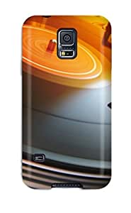 New Technics Direct Drive Tpu Skin Case Compatible With Galaxy S5