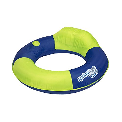 "36"" Classic Lime Green and Blue Swimming Pool Inflatable ..."