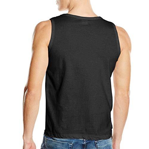World-of-Warcraft-Mans-Sports-Comfort-Sleeveless-Tank-Vest-T-Shirt