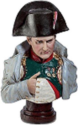 Busto di Napoleone colorato AVENUELAFAYETTE