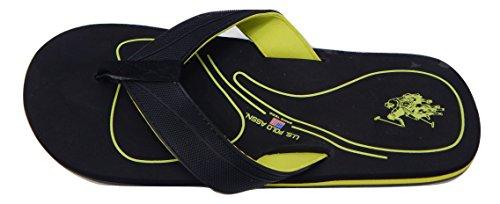 Us Polo Assn. Mens Premium Sandaler Extra Vadderad Athletic Flip Flop