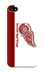 Nhl- Detroit Red Wings - Silhouette On Iphone 6 plus Case