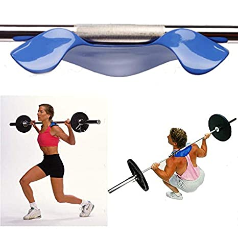 Weight Lifting Squat Shoulder Pad Back Stabilizer Support Barbell Blaster Gym Fitness Accessories Body Building Shoulder Pad Sports & Entertainment Weight Lifting