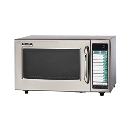 Sharp Medium Duty Commercial Microwave Oven (15 0429) Category: Microwaves,