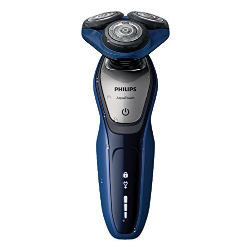 NEW Philips S5600/12 Aqua Touch Plus Wet / Dry Electric Shaver Rotation...