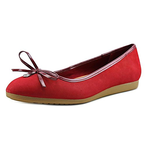 Giani Bernini Mujeres Ambir Wedge Heels Sailor Red