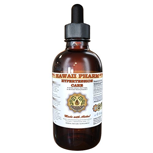 Hypertension Care Liquid Extract Herbal Dietary Supplement 4 - First International Class Time Delivery