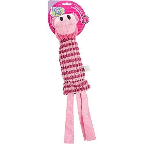 Happy Tails 40005 Doodles Plush Dog Toy