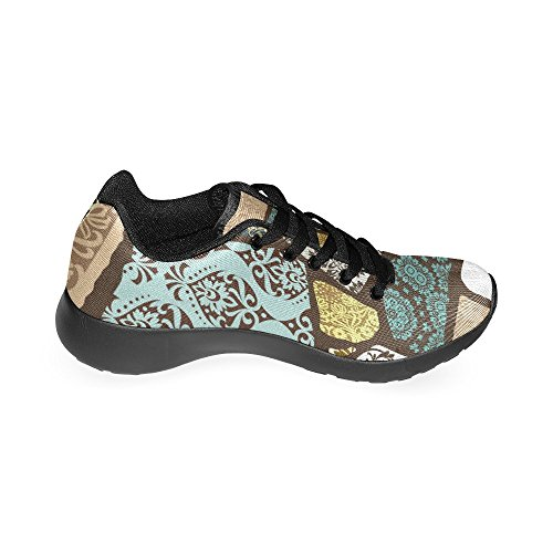 InterestPrint Athletic Walking Lightweight Jogging Womens Sneakers Sports Road Shoes Running rAxw0rX8Rq