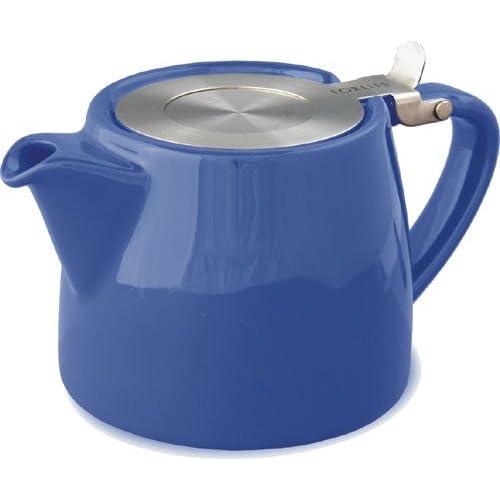 For Life Marine Blue Stump teapot