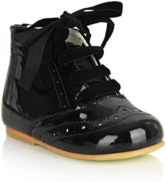 Baby Toddler Patent Leather Spanish