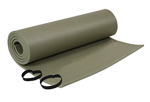 Rothco Foam Sleeping Pad with Straps ()