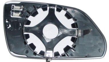 Cristal placa retrovisor Polo 2005-2009 izquierdo térmico: Amazon ...