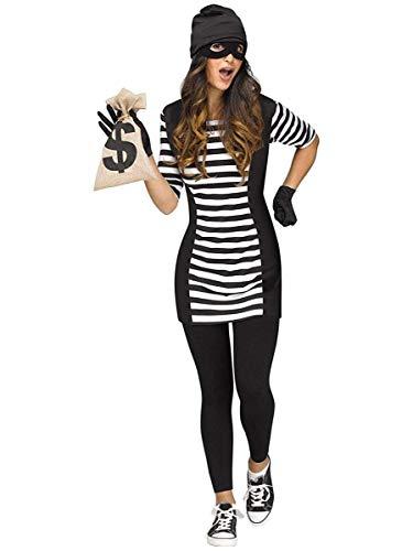 Funworld Burglar Babe Adult - M/L (10-14 ()
