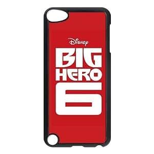 Big Hero Six Customized Hard Plastic Cover Case fits iPod Touch 5th ipod5-linda90