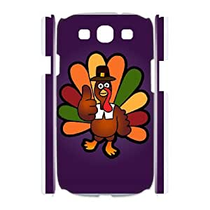 Samsung Galaxy S3 I9300 Phone Case Thanksgiving Turkey Q6A1158495