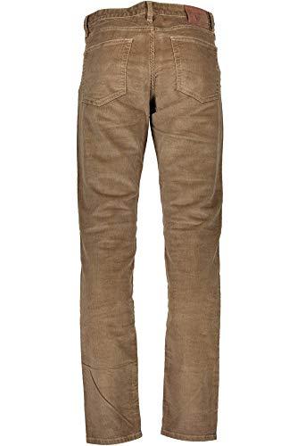 Gant Uomo 1703 Marrone Pantalone 1002208 236 rqrSBw