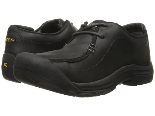 Keen(キーン) メンズ 男性用 シューズ 靴 スニーカー 運動靴 Portsmouth II - Black [並行輸入品] B07BLT5PVN
