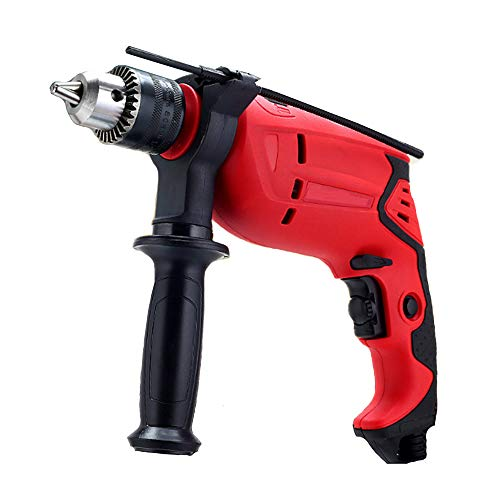 LUBAN Household Electric Impact Drill Electric Drill Screw Driver Bits Power Tools (EU) by LUBAN