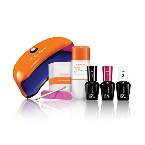 Sally Hansen Salon Pro Gel Starter Kit Shell We Dance Buy Online In Uae Beauty Products