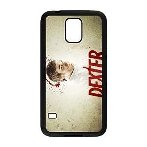 Dexter Blood Samsung Galaxy S5 Cell Phone Case Black yyfabc-421212