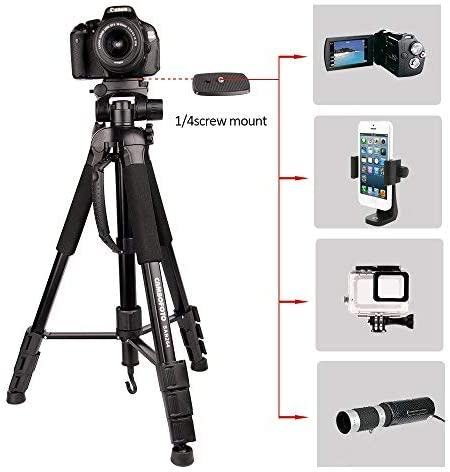 Kamera Stativ Jiabao 176 5cm 70 Dreibein Stative Kamera
