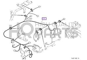 kubota harness wire assy 1e531 65060 automotive. Black Bedroom Furniture Sets. Home Design Ideas