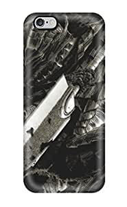 New Fashionable ZippyDoritEduard VppWUOp9233IhwZD Cover Case Specially Made For Iphone 6 Plus(berserk)