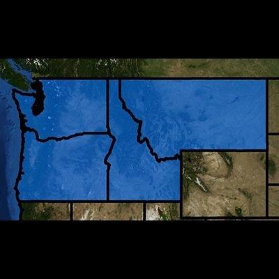Lowrance Topo Insight HD, Northwest US, v14 Topographical (Lowrance Marine Maps)