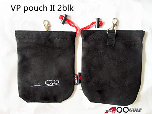 A99 Golf VP-II Valuable Pouch Wrench Tool Pouch Case Jewelry Accesory Bag 2pcs