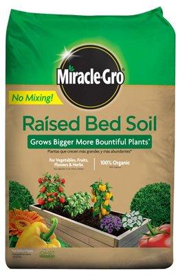 Soil For Raised Beds