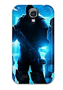 Case Cover Protector Specially Made For Galaxy S4 Xcom Enemy Unknown 2012 Game