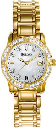 Bulova Diamonds Women's Watch 98R135