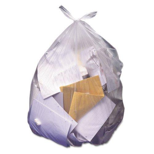 * *高密度Coreless Waste Canライナー、56gal、1.25mil、43 x 46、ナチュラル、200 / Ctn B00K3X41HW