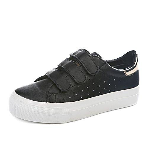 Verano aire fondo plano bajo corte, zapatos/Piso plano con zapatos clásicos/Calzado de deporte estudiantil F