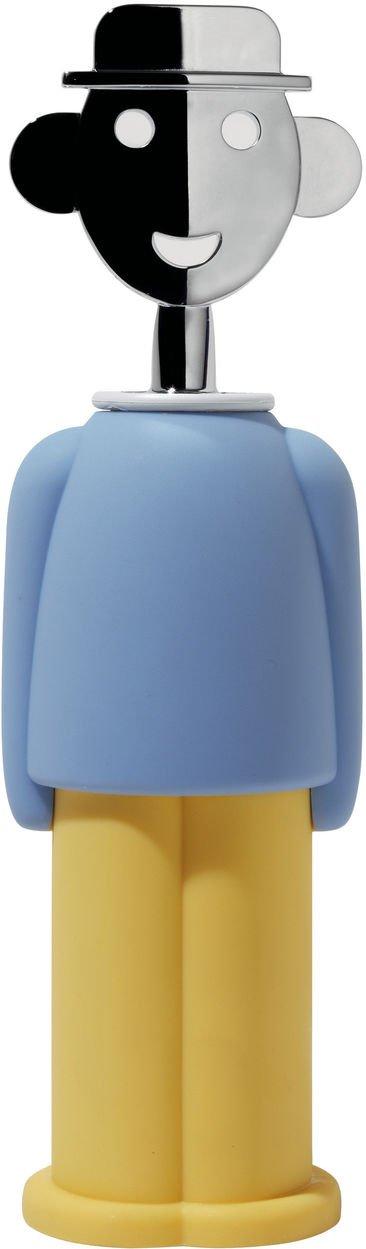 A di Alessi Alessandro M. Corkscrew, Light Blue