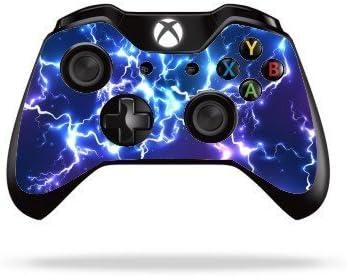 Azul eléctrico Xbox One Mando a distancia / Gamepad de la piel / cubierta x1br22 / vinilo: Amazon.es: Hogar