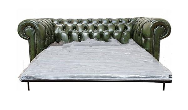 Designer Sofas 4 U Chesterfield 2 plazas Sofá Cama en ...